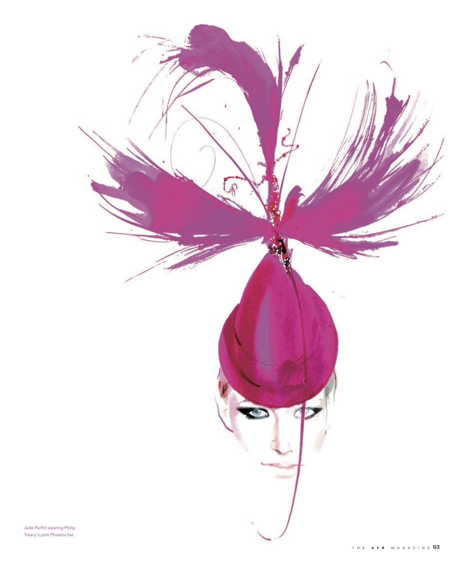 Philip Treacy Archives - Marion Hume
