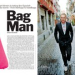 Stuart Vevers, Loewe, The Bag Man