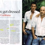 How We Get Dressed, Dolce & Gabbana