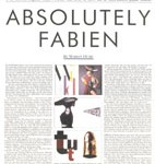 Fabien Baron. The Independant on Sunday