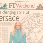 The changing style of Versace
