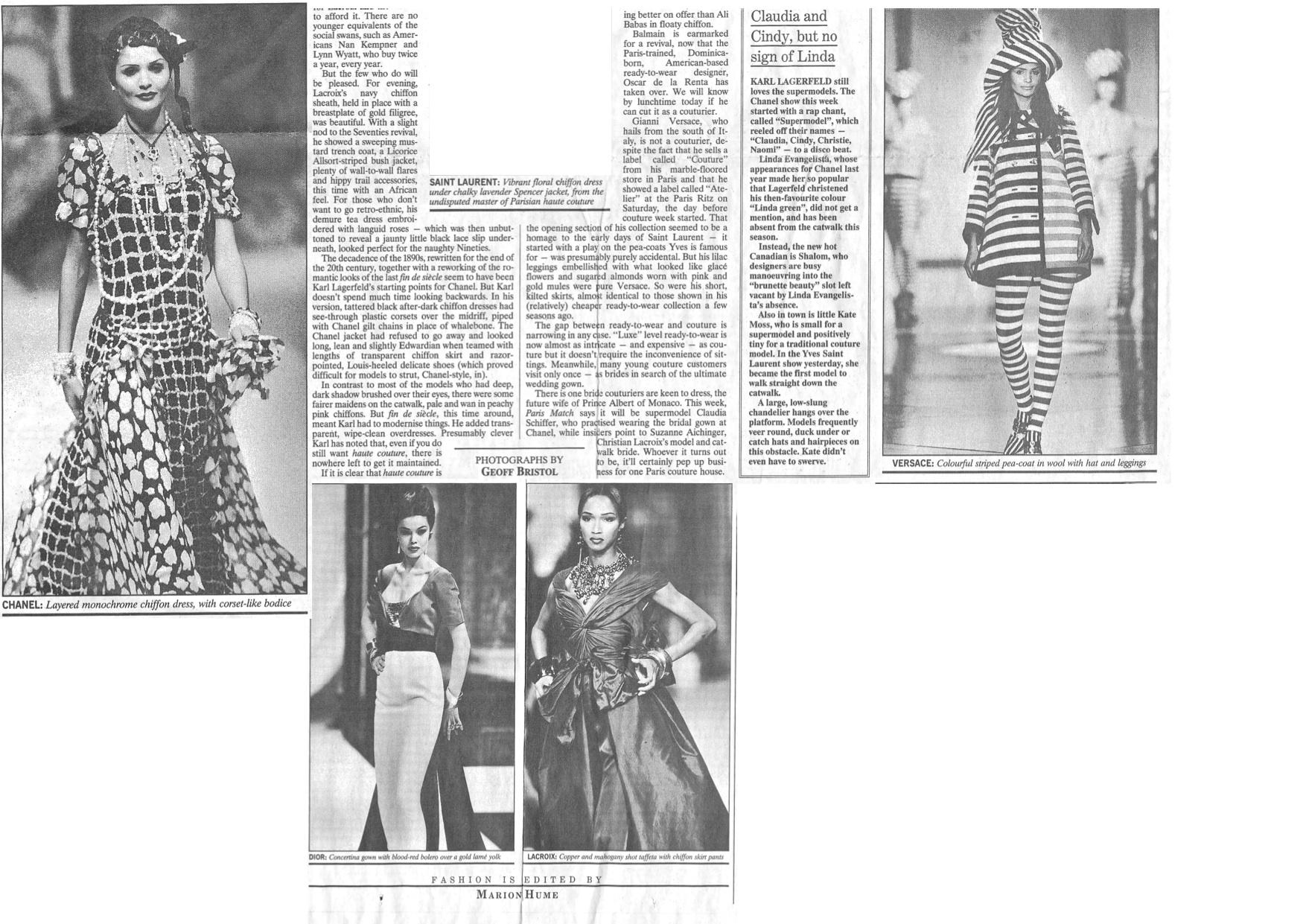 Karl Lagerfeld Archives