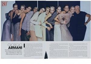 Armani aus 19982