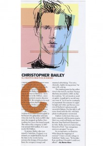 Christopher Baily-Time 20051